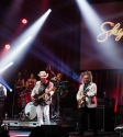 Skyhooks Rockwiz Live, photo by Ros O'Gorman