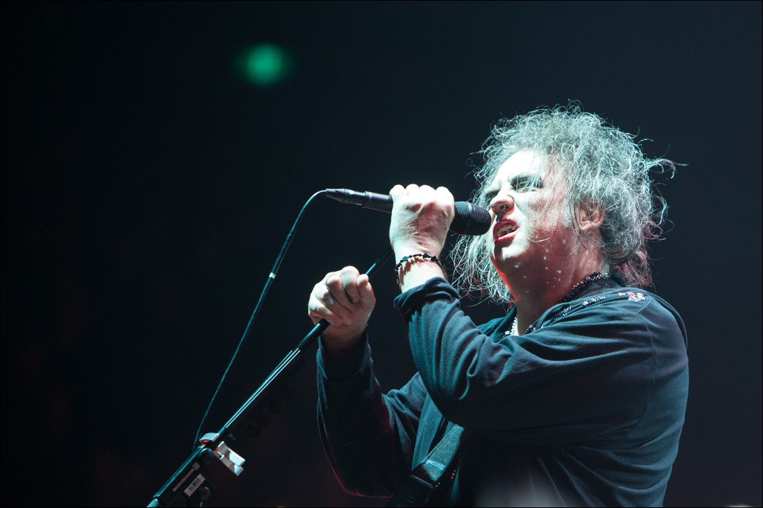 The Cure Pull Out A Stack of Rarities at Sydney's