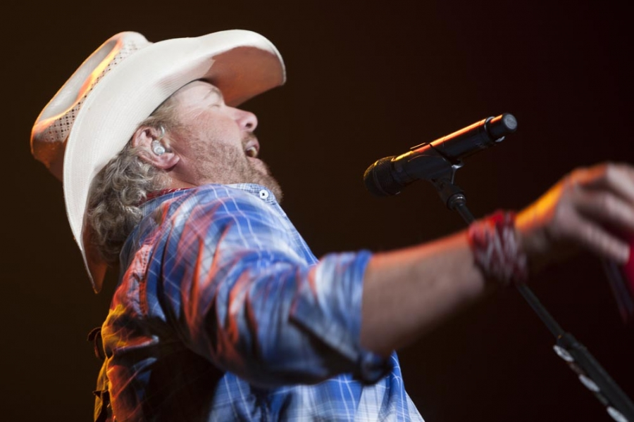 Toby keith concert dates in Melbourne