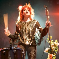 Florence + The Machine. photo by Ros O'Gorman