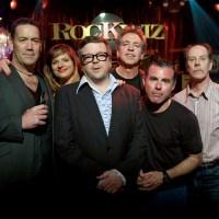 The cast of Rockwiz