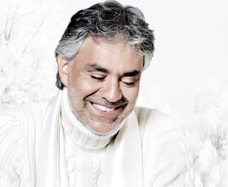 Andrea Bocelli donating blood after secret coronavirus battle