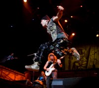 Iron Maiden. Photo by Ros O'Gorman, Noise11, photo