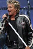 Rod Stewart. Photo by Ros O'Gorman