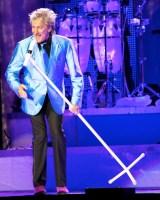 Rod Stewart - Photo By Ros O'Gorman