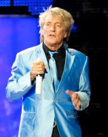 Rod Stewart - Photo By Ros O'Gorman