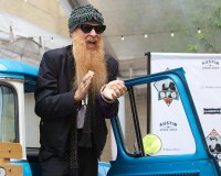 Billy Gibbons of ZZ Top - image By Ros O'Gorman