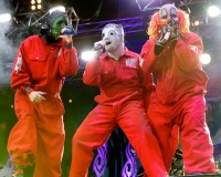 Slipknot, Soundwave Melbourne 2012 - Photo By Ros O'Gorman