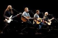Eagles at Rod Laver Arena. image by Ros O'Gorman