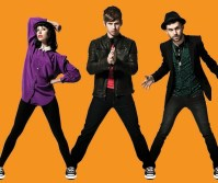 Kimbra, Mark Foster and A-Trak