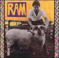 Paul and Linda McCartney RAM