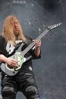 Jeff Hanneman of Slayer, Noise11, Photo