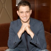 Michael Buble image by Ros O'Gorman
