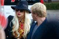 Lady Gaga - Photo By Ros O'Gorman images noise11.com