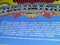 Big Day Out rumoured leaked line-up