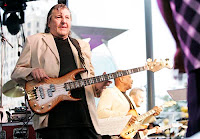 Bob Babbitt of the Funk Brothers