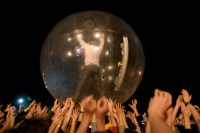 The Flaming Lips - Photo By Ros O'Gorman