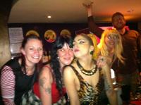 Lady Gaga At Northcote Social Club. photo supplied by NSC