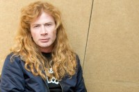 Dave Mustaine, Photo Ros O'Gorman