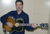 Chris Isaak: Photo Ros O'Gorman, Noise11, Photo