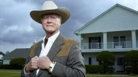 Larry Hagman at Southfork