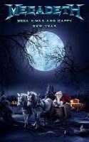 Megadeth Christmas Card