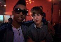 Lil Twist and Justin Bieber
