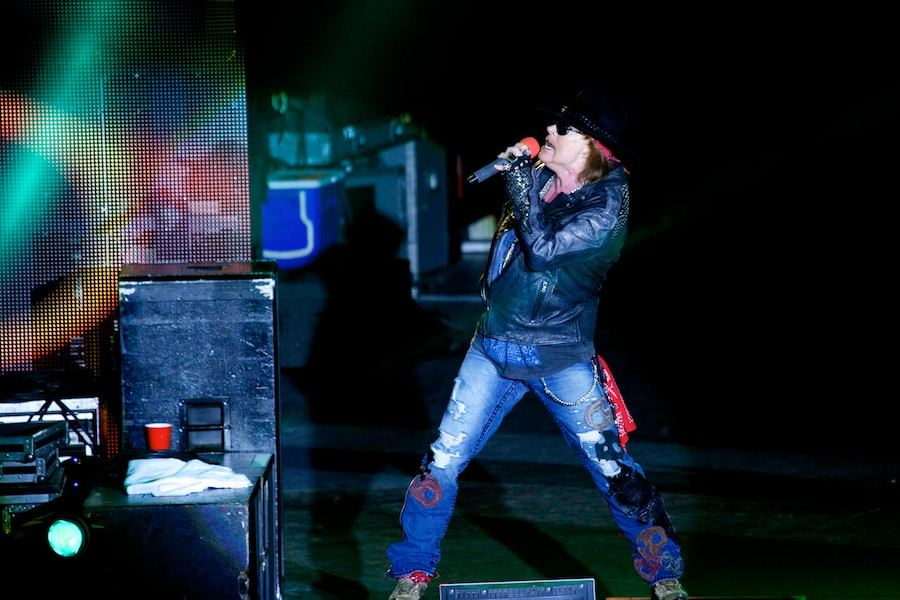 Hear Axl Rose's First New Song in 10 Years,
