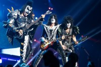 KISS, Etihad Stadium, Melbourne, Australia, Photo by Ros O'Gorman, Noise11