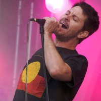 Bernard Fanning of Powderfinger photo by Ros O'Gorman, Noise11, Photo