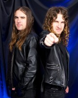 Airbourne, Ryan, Joel, Noise11, Ros O'Gorman, Photo