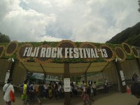 Fuji Rock 2013, Noise11, Photo