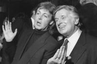 Sid Bernstein Paul McCartney
