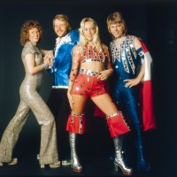 Abba from ABBA The Official Photo Book, Noise11, Photo