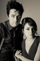 Billie Joe Armstrong and Norah Jones