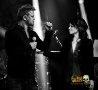 Ninet Tayeb performs witn Jon Stevens and The Dead Daisies