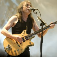 Malcolm Young, ACDC, Photo by Ros O'Gorman