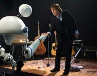Paul McCartney with Newman