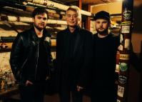 Royal Blood meets Jimmy Page