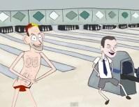 Abbott and Pyne Happy