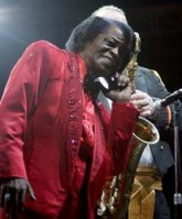 James Brown photo by Tim Cashmere