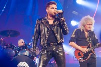 Queen + Adam Lambert, Melbourne 2014. Photo Ros O'Gorman