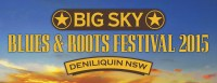 Big Sky Blues & Roots Festival