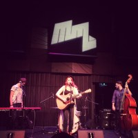 Heloise performs for Melbourne Music Bank