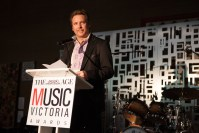 Patrick Donovan, CEO of Music Victoria photo by Ros O'Gorman