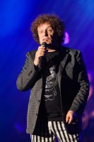 Leo Sayer photo by Ros OGorman