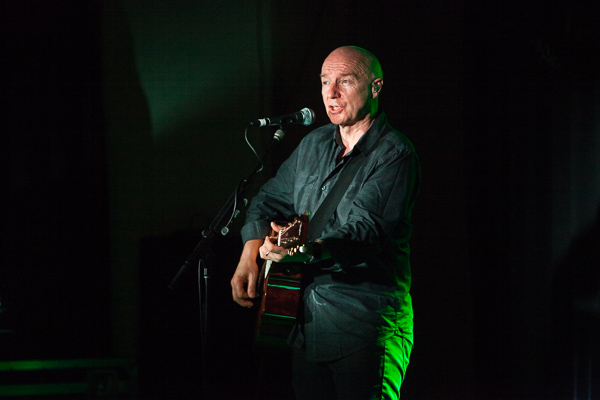 Midge Ure, photo by Ros O'Gorman, Noise11
