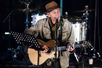 Shane Howard performed in Forever Young - The Songs of Bob Dylan at Memo Music Hall: Photo by Ros O'Gorman