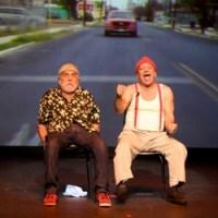 Cheech and Chong photo by Ros O'Gorman