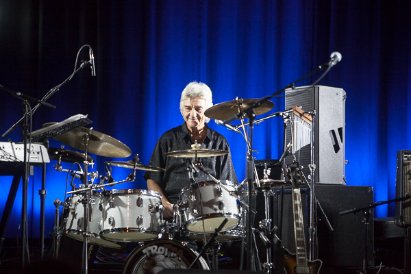Graham Trottman performs at Memo Music Hall, St Kilda, Melbourne on Saturday 6 June 2015. Photo by Ros O'Gorman